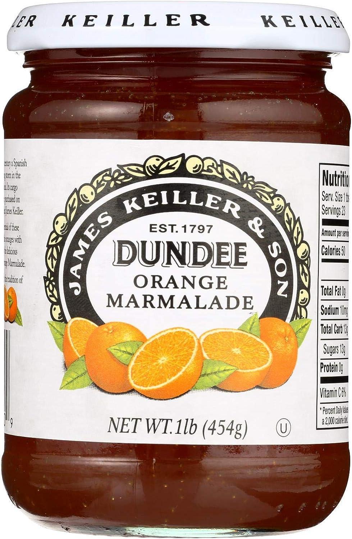 Keiller Max 42% OFF - Dundee Marmalade Orange 16 oz. Case of OFFer 6