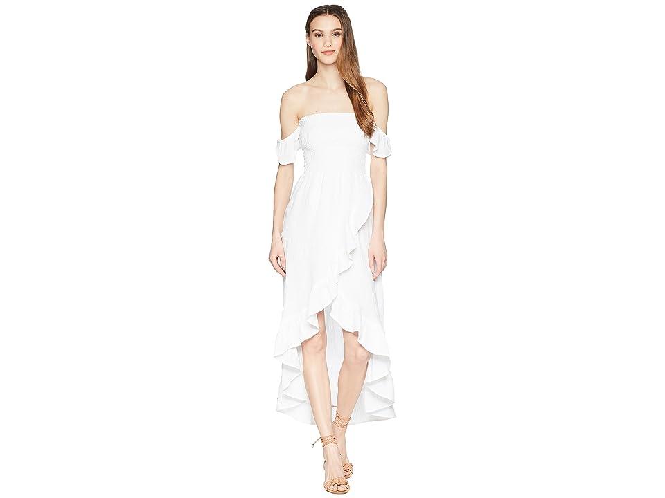 Lucy Love Wild Hearts Dress (Cottage White) Women