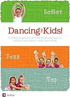 Dancing for Kids (Baby Ballet / Tot Tap / Junior Jazz)
