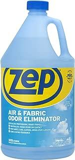 Zep Air & Fabric Odor Eliminator 128 oz, Blue
