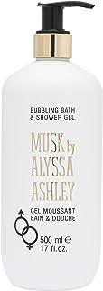 Alyssa Ashley Musk B&s Gel With Pump, 17 Fl Oz
