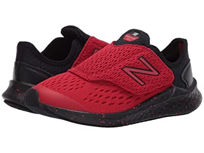 New Balance Kids Fresh Foam Fast (Little Kid) (Team Red/Black) Boys Shoes
