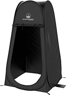 Wakeman Portable Pop Up Pod- Instant Privacy, Shower & Changing Tent- Collapsible Outdoor Shelter for Camping, Beach & Rai...