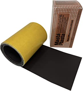 MastaPlasta Self-Adhesive Leather Repair On A Roll CHOOSE COLOUR. 150cm x 10cm. Fix your rips