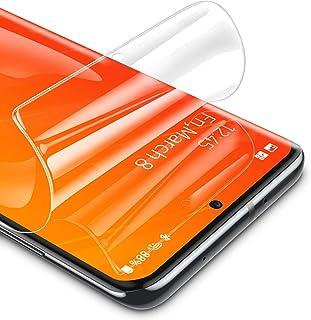RIWNNI [3 Pezzi Pellicola Protettiva per Samsung Galaxy S20, Ultra Sottile Morbido TPU Pellicola Copertura Completa Protez...