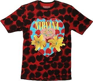 Best nirvana heart shaped box shirt Reviews