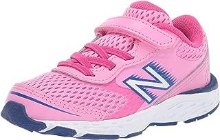 New Balance Girls' 680v6 Running Shoe