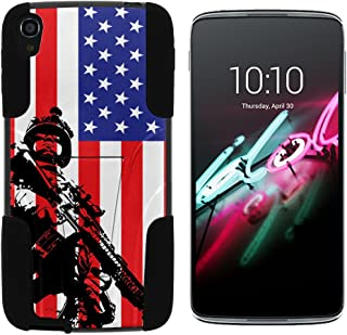 TurtleArmor | Compatible with Alcatel One Touch Idol 3 Case (5.5
