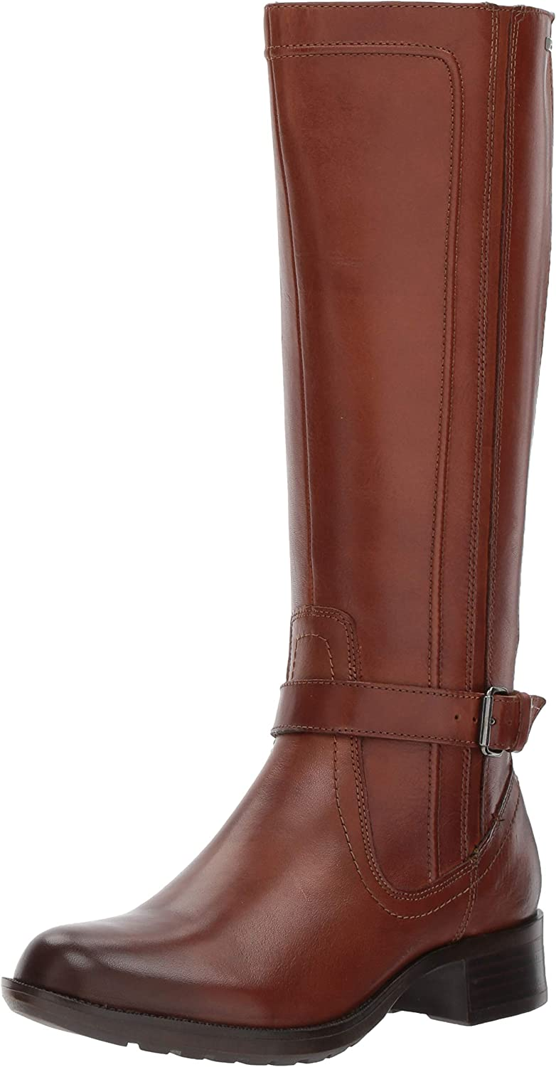 Cobb Hill Womens Christy Waterproof Knee High Boot