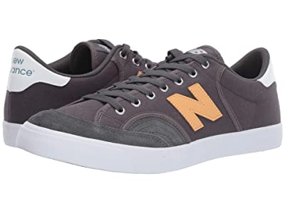 New Balance Numeric NM212 (Grey/Yellow) Skate Shoes