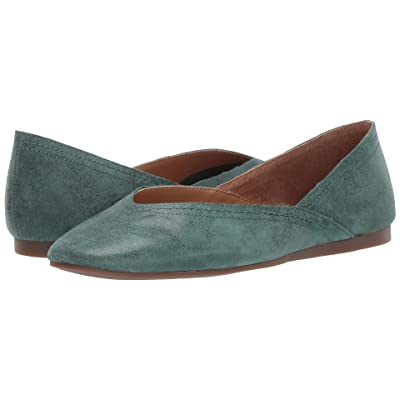 Lucky Brand Alba (Light Kelp) Women