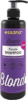 Essano Blonde Tone-Correcting Purple Shampoo, 300ml