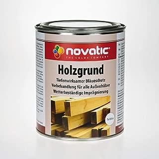 novatic Holzgrundierung farblos 750 ml KG58-0000-O