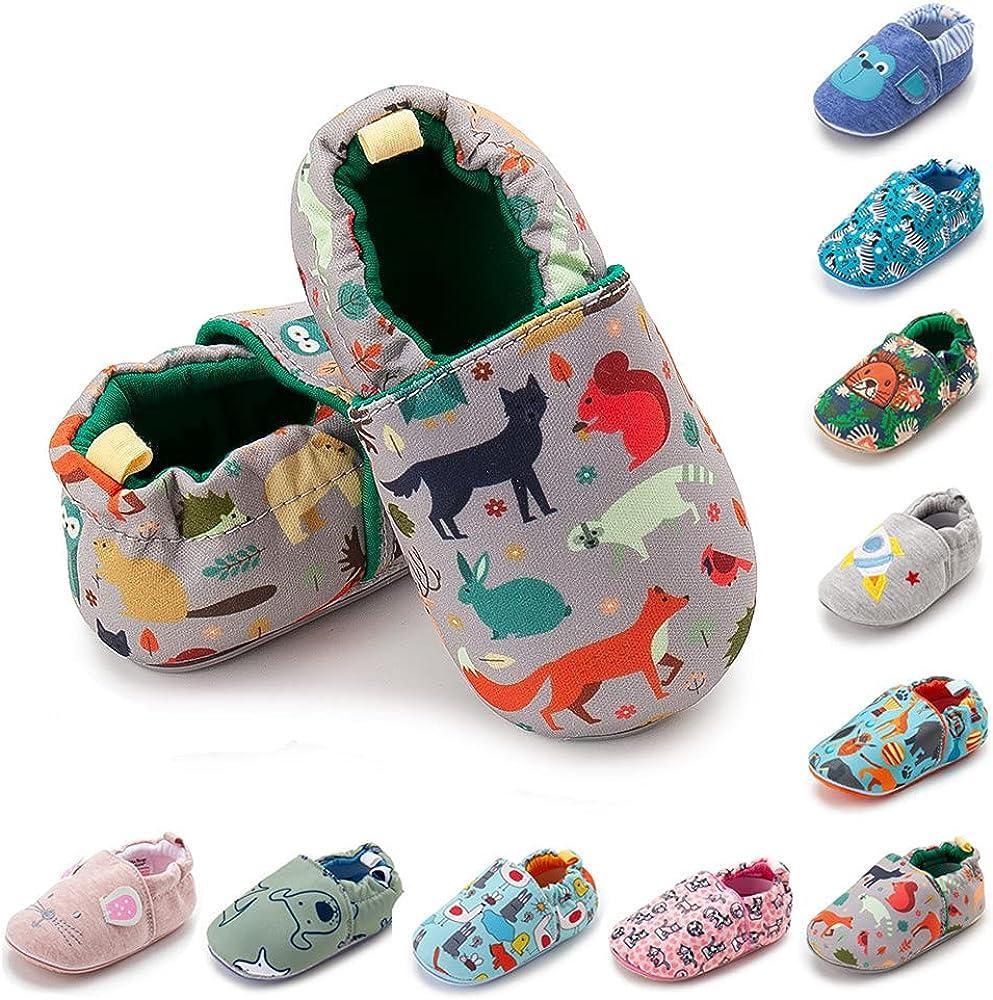 HsdsBebe Infant Baby Boys Girls Sneaker C Popular brand Regular discount Toddler Cotton Slipper
