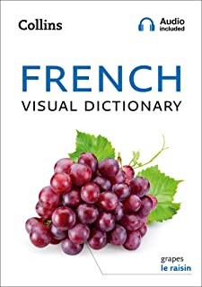 French Visual Dictionary: A Photo Guide to Everyday Words and Phrases in French