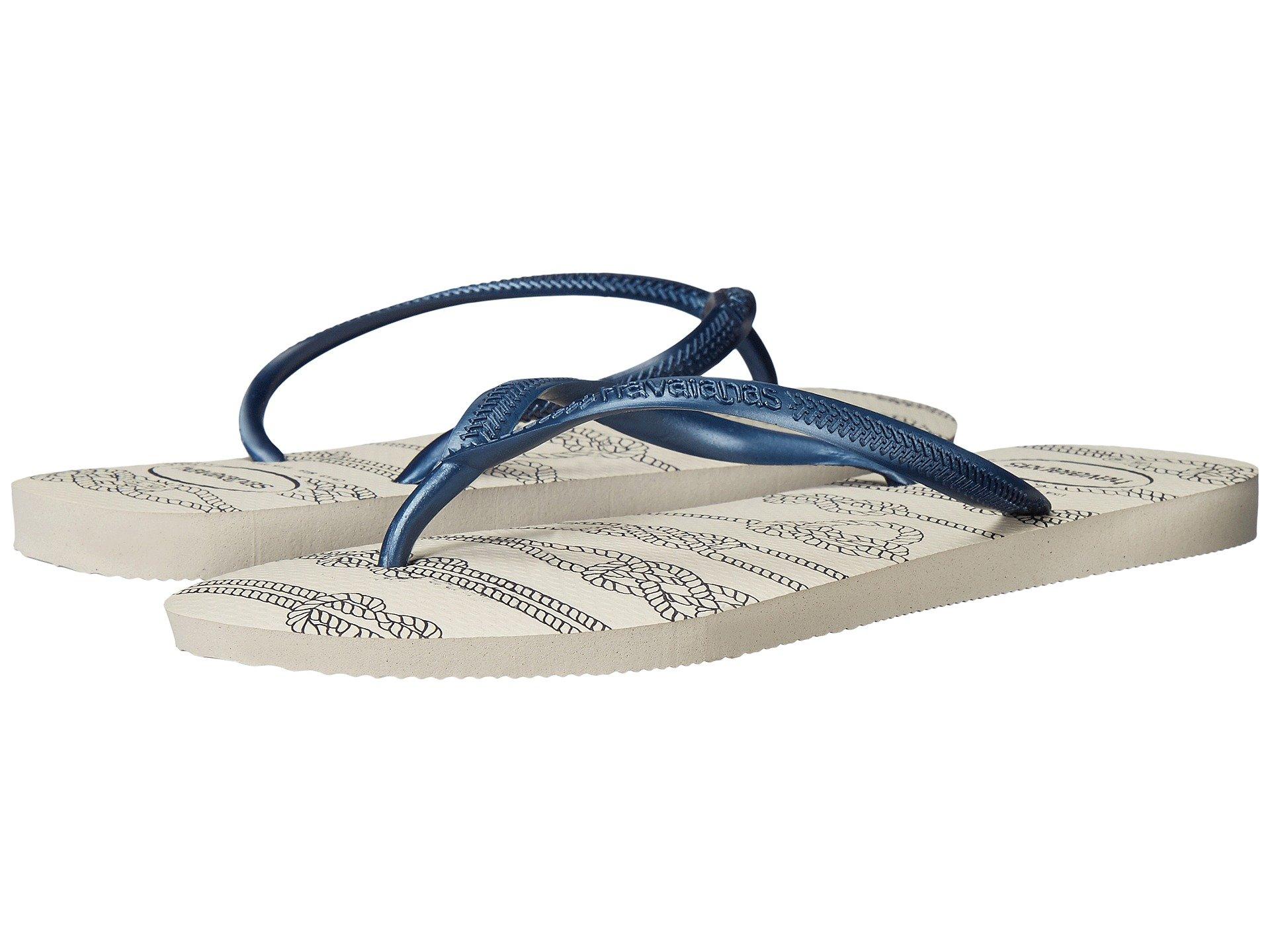 789c1be34f41 Havaianas Slim Nautical Flip-Flops