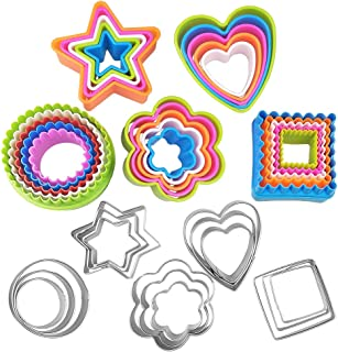 Best cookie cutter sizes Reviews