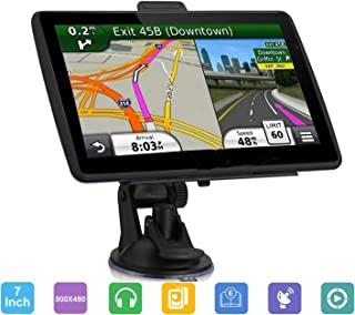 GPS Navigation, Vehicle HD 7 Inch Car GPS Navigation System with Built-in North America s Latest map