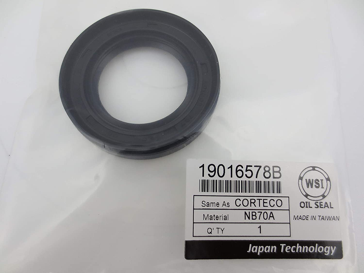 WSI 19016578B Shaft Seal differential Corteco Arlington Mall - Cheap SALE Start for