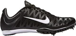 Zoom Maxcat 4, Zapatillas de Running Unisex Adulto, Negro (Black/White/Volt 017), 38.5 EU