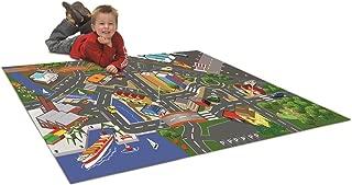 Dickie Toys Play Carpet Playmat Vehicle Playset