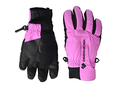 Obermeyer Kids Thumbs Up Gloves (Little Kids/Big Kids) (Pinky Promise) Extreme Cold Weather Gloves