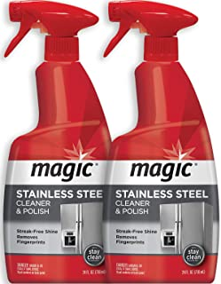 diamond magic stainless steel cleaner