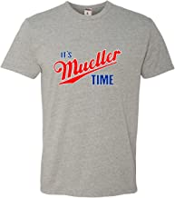 Adult It's Mueller Time Impeach Trump Deluxe T-Shirt