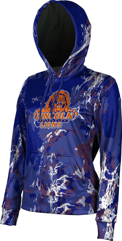 Lincoln University (PA) Girls' Pullover Hoodie, School Spirit Sweatshirt (Marble)