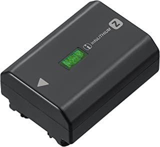 Sony NP-FZ100 Camera/Camcorder Battery 2280 mAh - Camera/Camcorder Batteries (2280 mAh Cámara Sony α9 7.2 V 16.4 WH) Color Negro