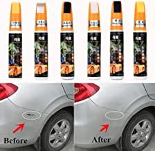 Makaor Car Scratch Remover Fix Colors Auto Car Coat Paint Pen Touch Up Scratch Clear Repair Remover Remove Tool By (As picture, Tianshan White)