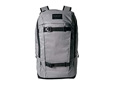 Burton Kilo 2.0 Backpack (Gray Heather) Backpack Bags