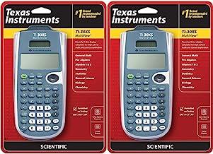 $37 » Texas Instruments TI-30XS Multiview Scientific Calculator (2 Pack)