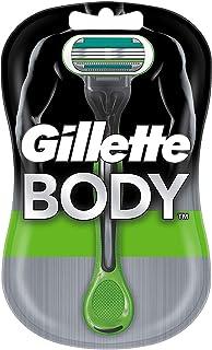 Gillette Body Maquinillas Desechables Para Hombre para el Cuerpo - 3Unidades