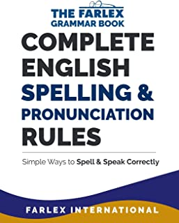 Complete English Spelling and Pronunciation Rules: Simple Ways to Spell and Speak Correctly: 3