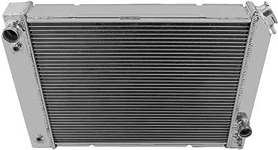 Champion Cooling, Pontiac Fiero W/ V8 Conversion 3 Row All Alum Radiator, CC828