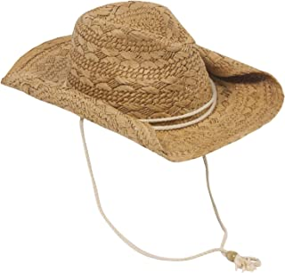 MG Ladies Toyo Straw Cowboy Hat