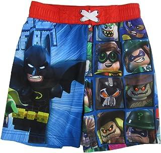 f1f57e0e45 Amazon.com: Batman - Swim / Clothing: Clothing, Shoes & Jewelry