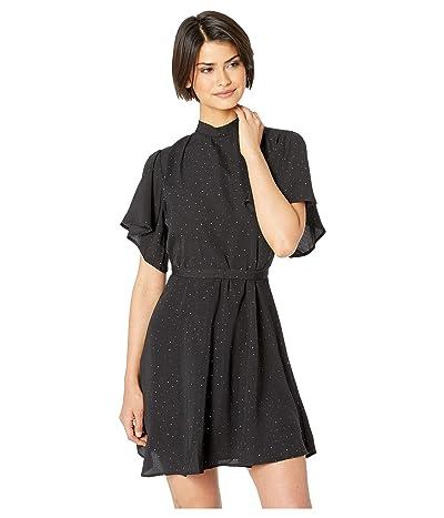 Bishop + Young Margo Mini Dress (Polka Dot) Women