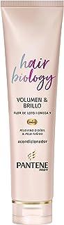 Pantene Pro-V Hair Biology Volumen & Brillo Acondicionador 160 ml Para Pelo Fino O Debilitado Y Teñido