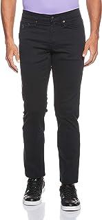 Men's Slim Straight 5 Pocket Stretch Twill Jean