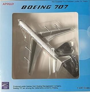 APOLLO 1/400 B707 シンガポール航空 カーゴ[9V-BFW ]