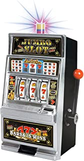Liberty Imports Lucky Sevens Jumbo Slot Machine Bank Replica