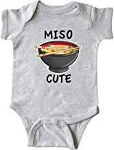inktastic Miso Cute with Miso Soup Infant Creeper