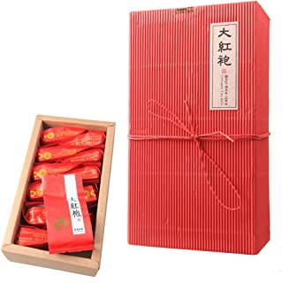Luxtea Chinese Top10 Famous Tea – Wuyi Da Hong Pao / Rock Tea / Big Red Robe / Dahongpao Oolong Black Tea – Grade AA (High Grade)