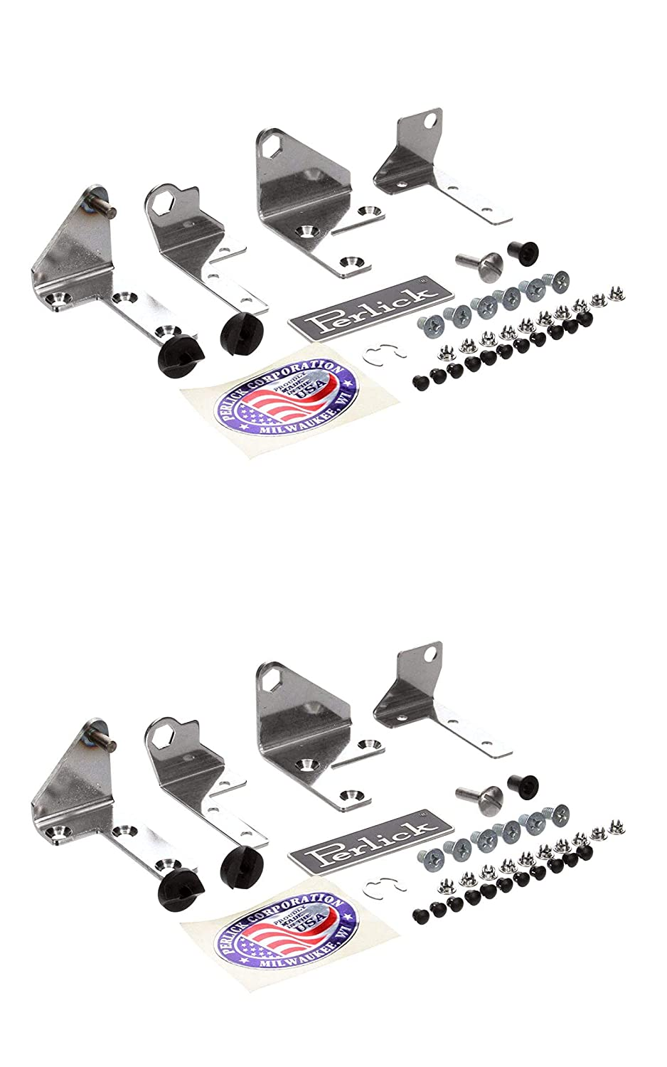 Our shop NEW before selling most popular Perlick 67439R Right Hand Kit 2 Hinge