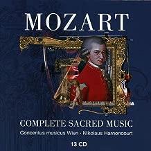Best mozart sacred music nikolaus harnoncourt Reviews