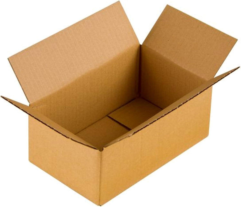 400x200x100 mm Faltkartons - BRAUN - Versandkarton Kartons Faltschachteln Faltschachteln Faltschachteln Versandkarton Postkarton - Menge wählbar - (200) B07PM68LBD    | Vorzügliche Verarbeitung  511e7c