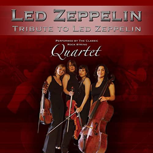 f4b091dc2ee Dazed and Confused by The Classic Rock String Quartet on Amazon ...