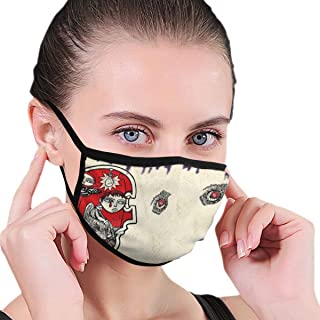 ELEANORSIMPSON Incubus Mask Flu Face Mouth Mask Gift